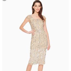 Parker Rosana Beaded Dress